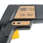 เครื่องวิเคราะห์สี (Color Analyzer , colorimeter) ยี่ห้อ TES รุ่น TES-135A จากไต้หวัน