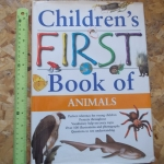Children's First Book of ANIMALS