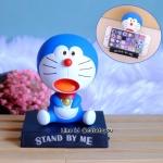 โมเดลหัวโยกสำหรับวางมือถือ ลาย Doraemon (01)