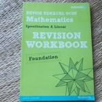 Revise Edexcel GCSE MATHEMATICS: Specification A Linear/ Revision Workbook (Foundation)