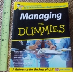 Managing For Dummies (UK Edition, 2007)