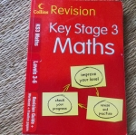 Key Stage 3: MATHS (KS3 maths/ Levels 3-6/ Revision Guide)