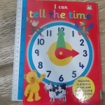 I Can Tell The Time (With Clock)