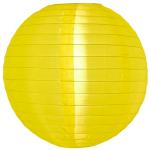 โคมไฟผ้า ภายนอก สีเหลือง