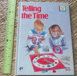 Telling the Time (My First Colour Library)
