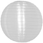 โคมไฟผ้า ภายนอก สีขาว