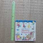 Little Book of Nursery Rhymes (Board Book)