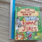 The Silly Little Book of ANIMAL JOKES