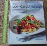 The Low-Carbohydrate Cookbook