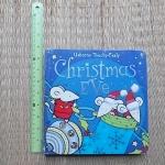 Christmas Eve (Usborne Touchy-Feely)