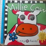 Millie Cow (Funny Faces/ Touch & Feel)
