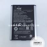 แบตเตอรี่ ASUS Zenfone 2 Laser 5.0 LEEPLUS ประกัน 1 ปี