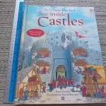 An Usborne Flap Book: See Inside CASTLES (With Over 50 Flaps to Lift)