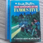 More Adventures of the Famous Five (4 Complete Books in One Volume/ Hardback)