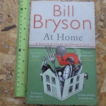 AT HOME (By Bill Bryson)