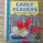 Early Readers: 3 Dreamtime Stories (Large Print Reading Scheme)