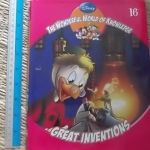 Disney The wonderful World of Knowledge 16: GREAT INVENTIONS