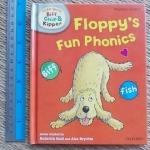 Read With Biff, Chip & Kipper: Floppy's Fun Phonics (Phonics Level 1)