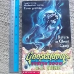 Goosebumps Series 2000 #19: Return to Ghost Camp