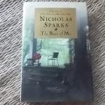 The Best of Me (By Nicholas Sparks/ Hardback)