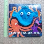 BARRY The Fish With Finger (Tickle Hide-And-Seek)