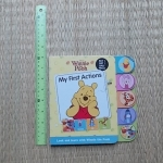 My FIRST Action (Disney Winnie the Pooh)