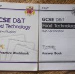 GCSE D & T: Food Technology/ AQA Specification/ Exam Practice Workbook