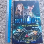 Doctor Who: Night of the Humans (Hardback)