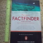 Penguin FACTFINDER Third Edition (2007)