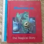 (Disney-Pixar) MONSTER, INC./ The Magical Story ปกไดคัท