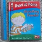 Read At Home 4B: Shrinking Powder
