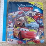 CARS (Disney-Pixar/ Little First Look and Find)