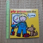 Pip and Potch Tell the Time (Flap Book)