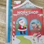 Santa's Workshop (Board Book)