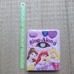(Disney Princess) Sing-Along (Book and CD)