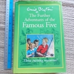 The Further Adventures of the Famous Five (Three Exciting Mysteries/ Hardback)