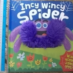 Incy Wincy Spider (With Wiggly Jiggly Legs!)