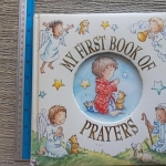 My First Book of Prayers (Board Book)