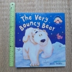 The Very Bouncy Bear (Pop-up Book)