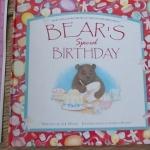 Bear's Special Birthday