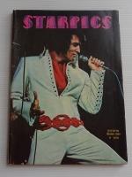 นิตยสาร Starpics หน้าปก Elvis Pressley [พ.ศ. 2520]