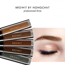 browit by nongchat liquid brow matte
