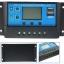 โซล่าชาร์จคอนโทรเลอร์ (Solar Charge Controller) มี dual usb ports 20Amp - 12V / 24V thumbnail 1