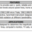 เครื่องวัดสนามแม่เหล็ก(Digital EMF Meter) Lutron EMS-823 thumbnail 3