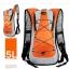 V Luggages กระเป๋าแฟชั่นสะพายหลัง 45.5 x 22.5 x 5 cm.VLF-003 ( สีส้ม ) thumbnail 1
