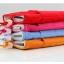 ถุงผ้ากำมะหยี่ 2 ช่อง ใส่มือถือหรือแบตสำรอง ขนาด 5.0 นิ้ว 10*16 ซม. (สีส้ม) thumbnail 5