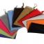 ถุงผ้ากำมะหยี่ 2 ช่อง ใส่มือถือหรือแบตสำรอง ขนาด 5.0 นิ้ว 10*16 ซม. (สีน้ำตาล) thumbnail 2