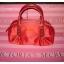 กระเป๋าผ้าซาตินสีแดง thumbnail 3
