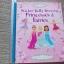 Sticker Dolly Dressing Princesses & Fairies (Usborne Activities) thumbnail 1