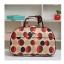 """Value Luggages กระเป๋าเดินทาง 22"""" รุ่นVBL-018 (สีเนื้อลายจุด) thumbnail 2"""